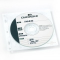 Įmautė DURABLE, CD/DVD diskams, (pak. -10 vnt.)